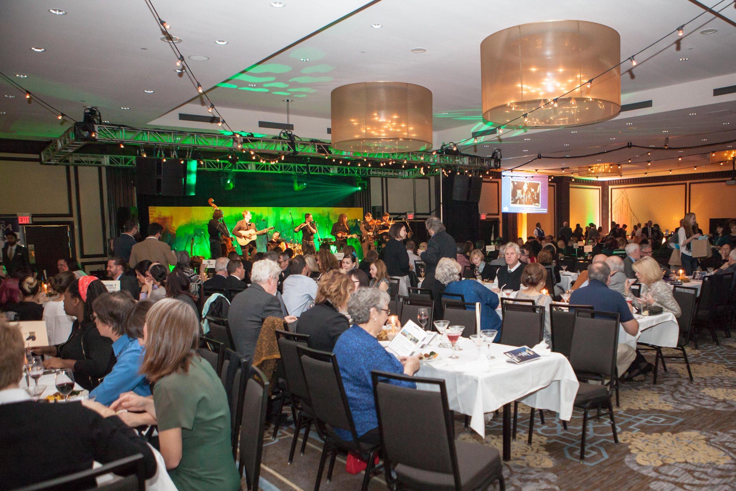 Winnipeg Folk Festival - Folk Fest In The City Fundraiser