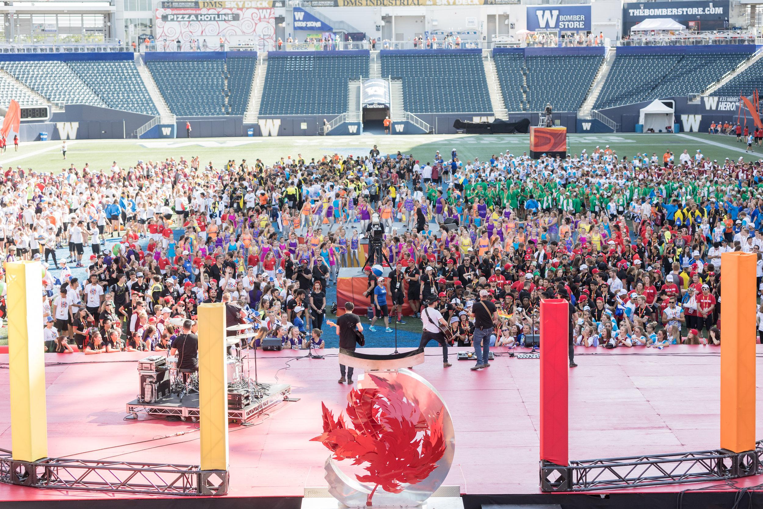2017 Canada Summer Games Closing Ceremonies