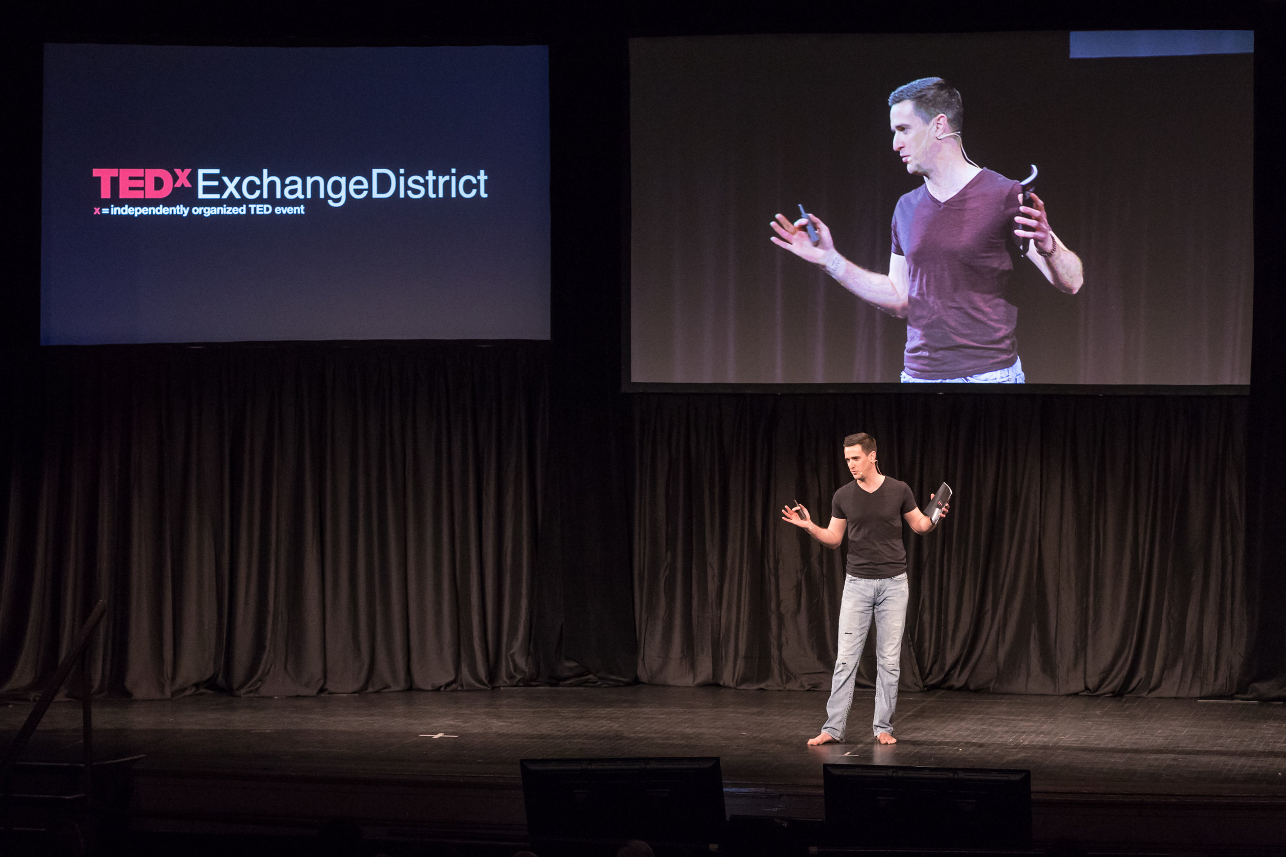 TEDx Exchange District