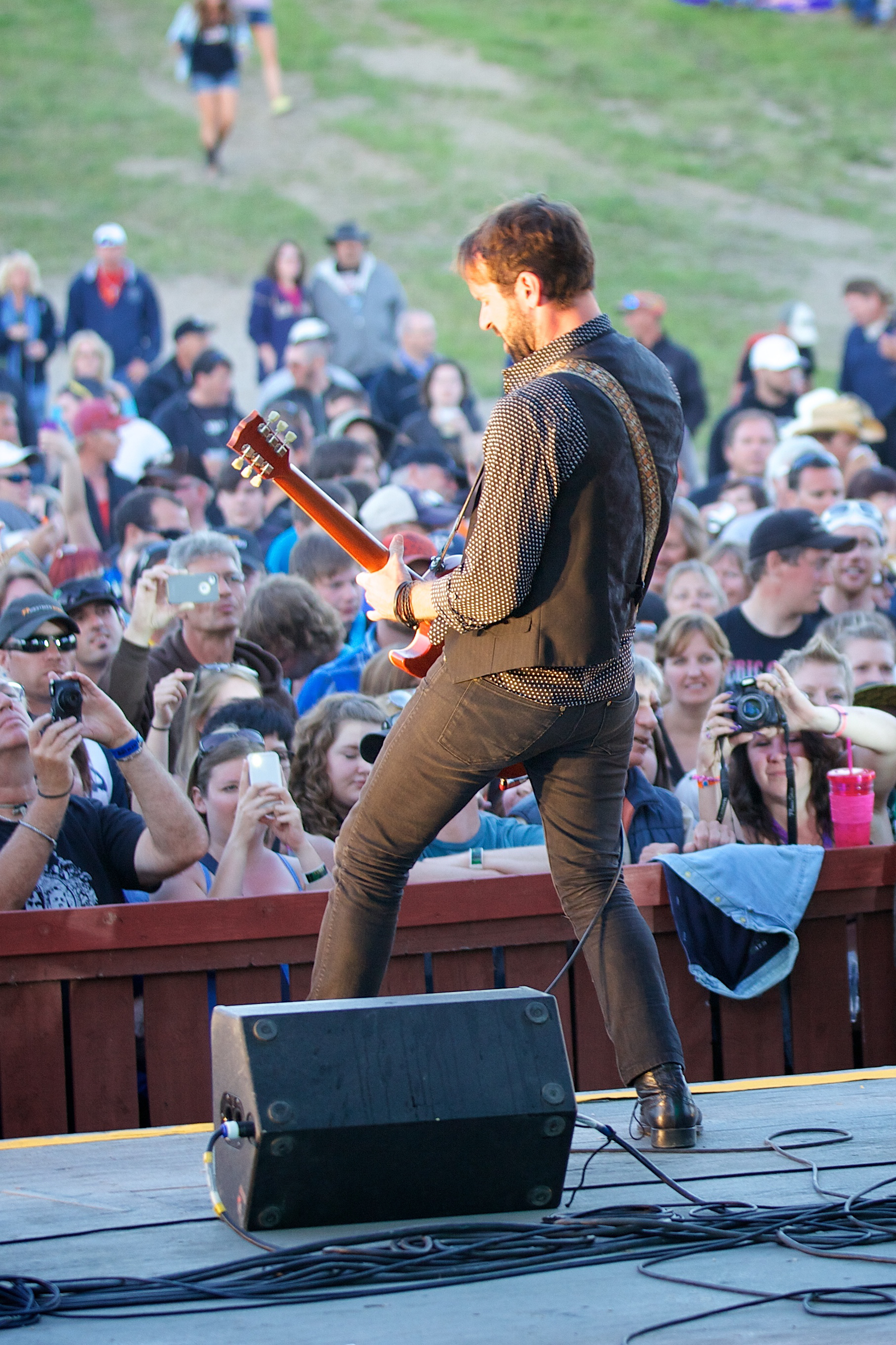 Rockin' The Fields in Minnedosa
