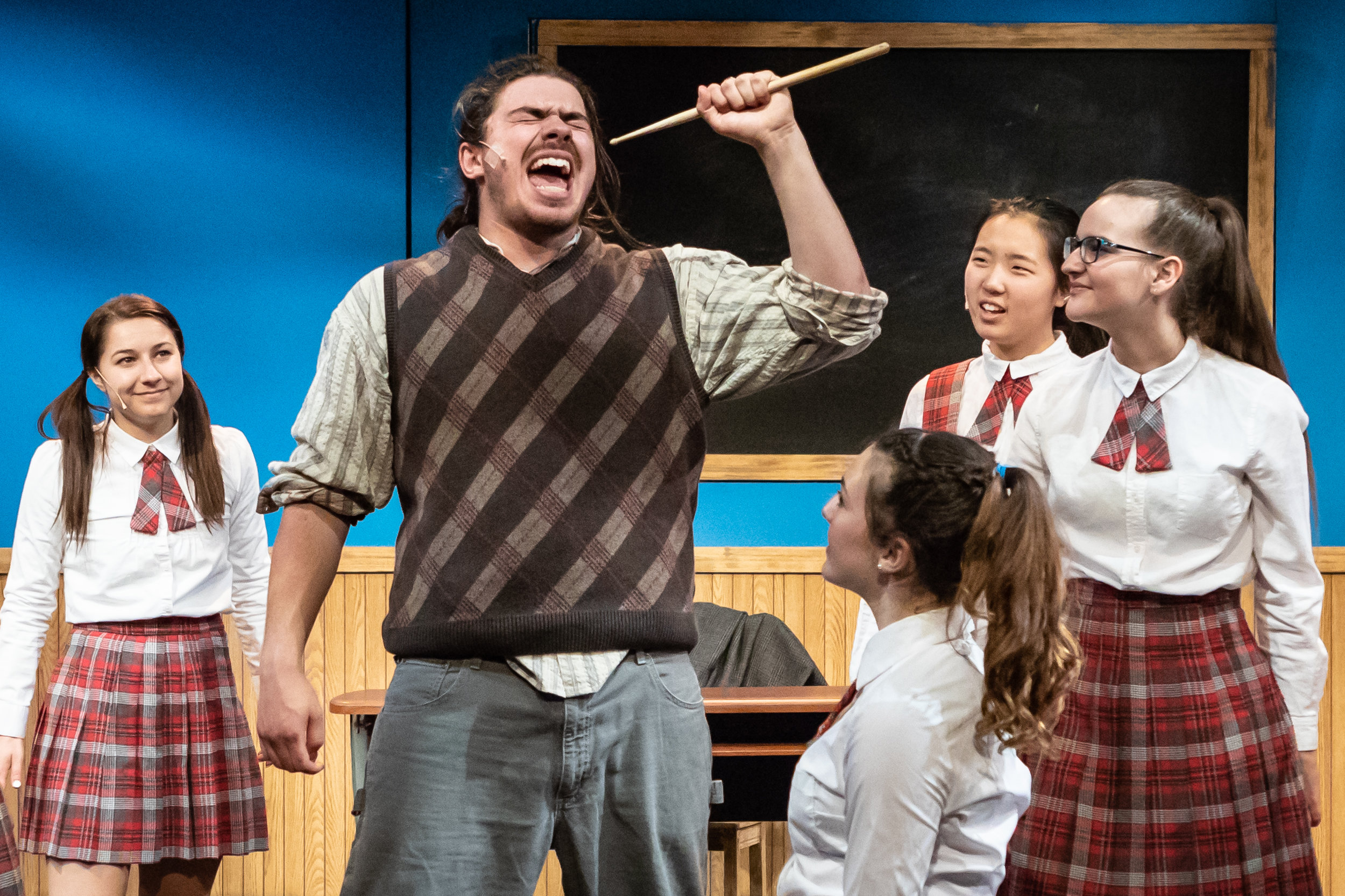 School of Rock [Winnipeg Studio Theatre]