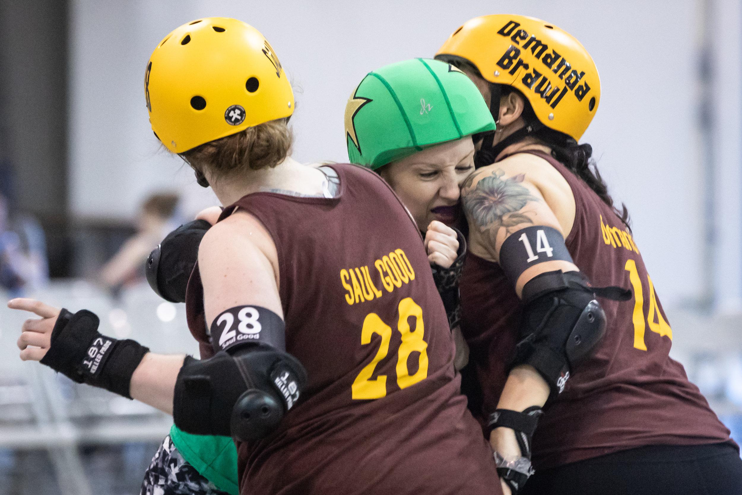 Winnipeg Roller Derby League