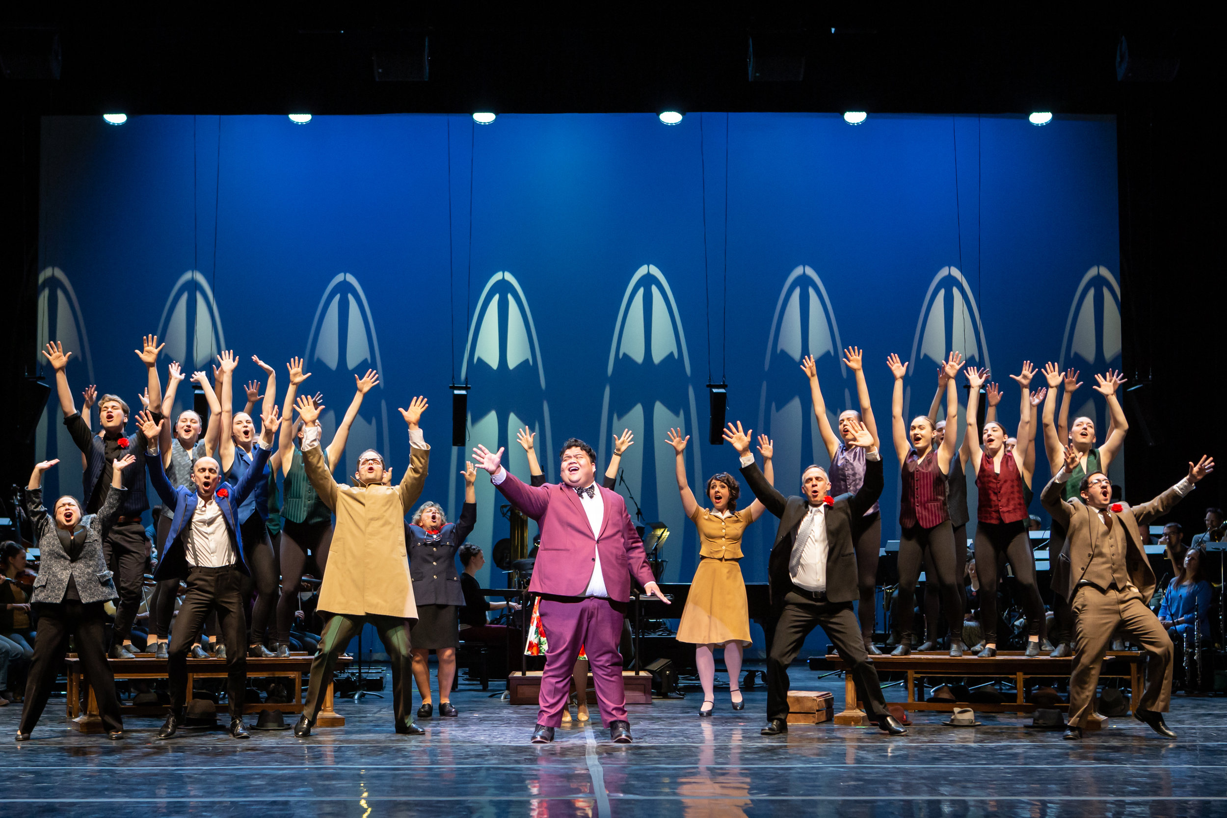 Guys & Dolls: In Concert [Winnipeg Symphony Orchestra & Rainbow Stage]