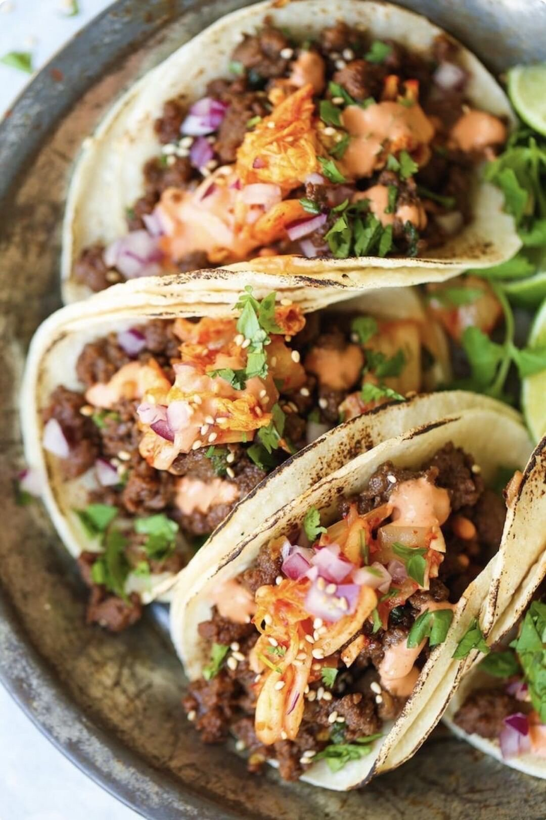 Infused Carne Asada Tacos