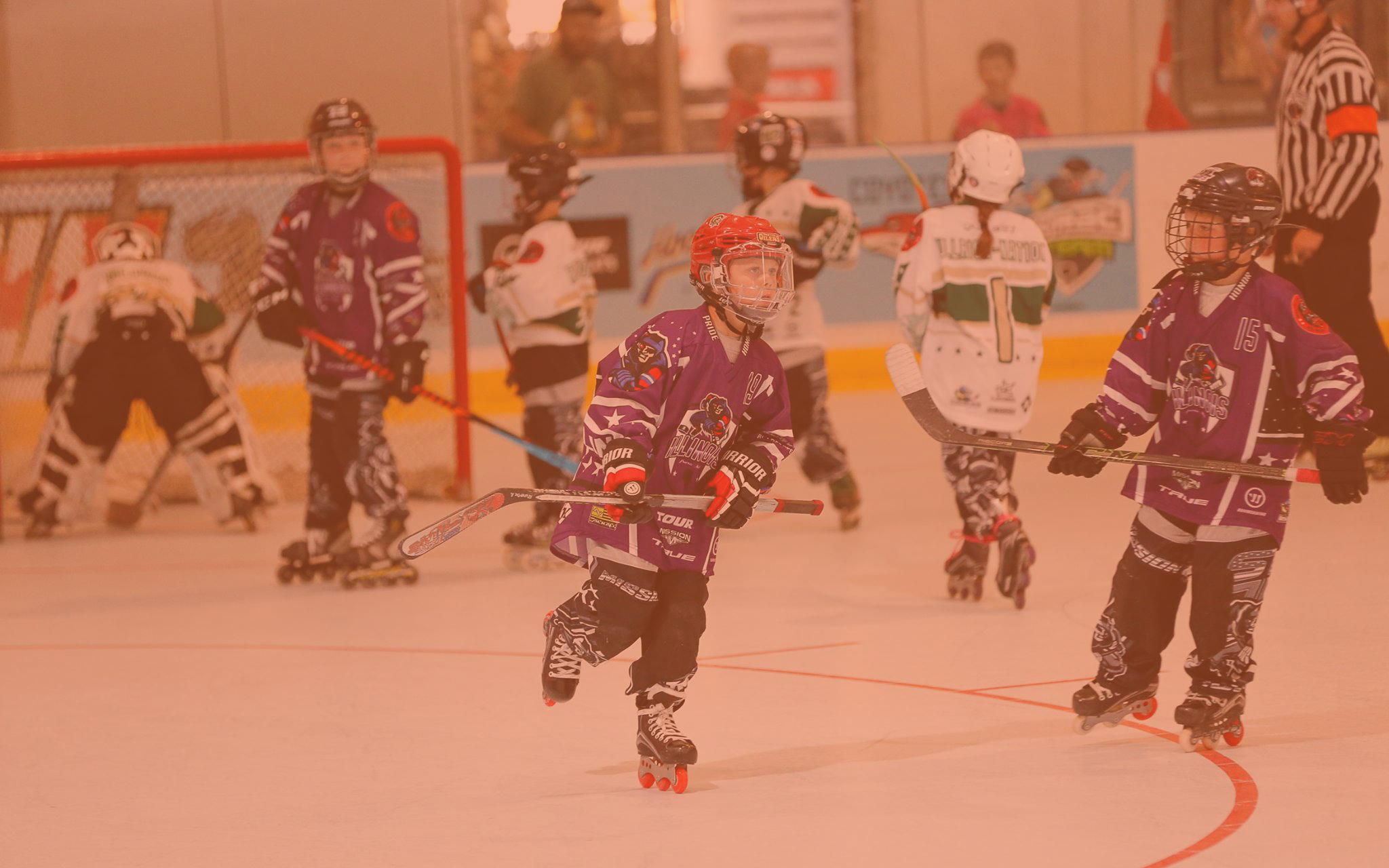 Why Roller? - Roller hockey is a very fast paced and free flowing game - it will turn a good hockey player into a great hockey player and is known to be safer and more enjoyable:)