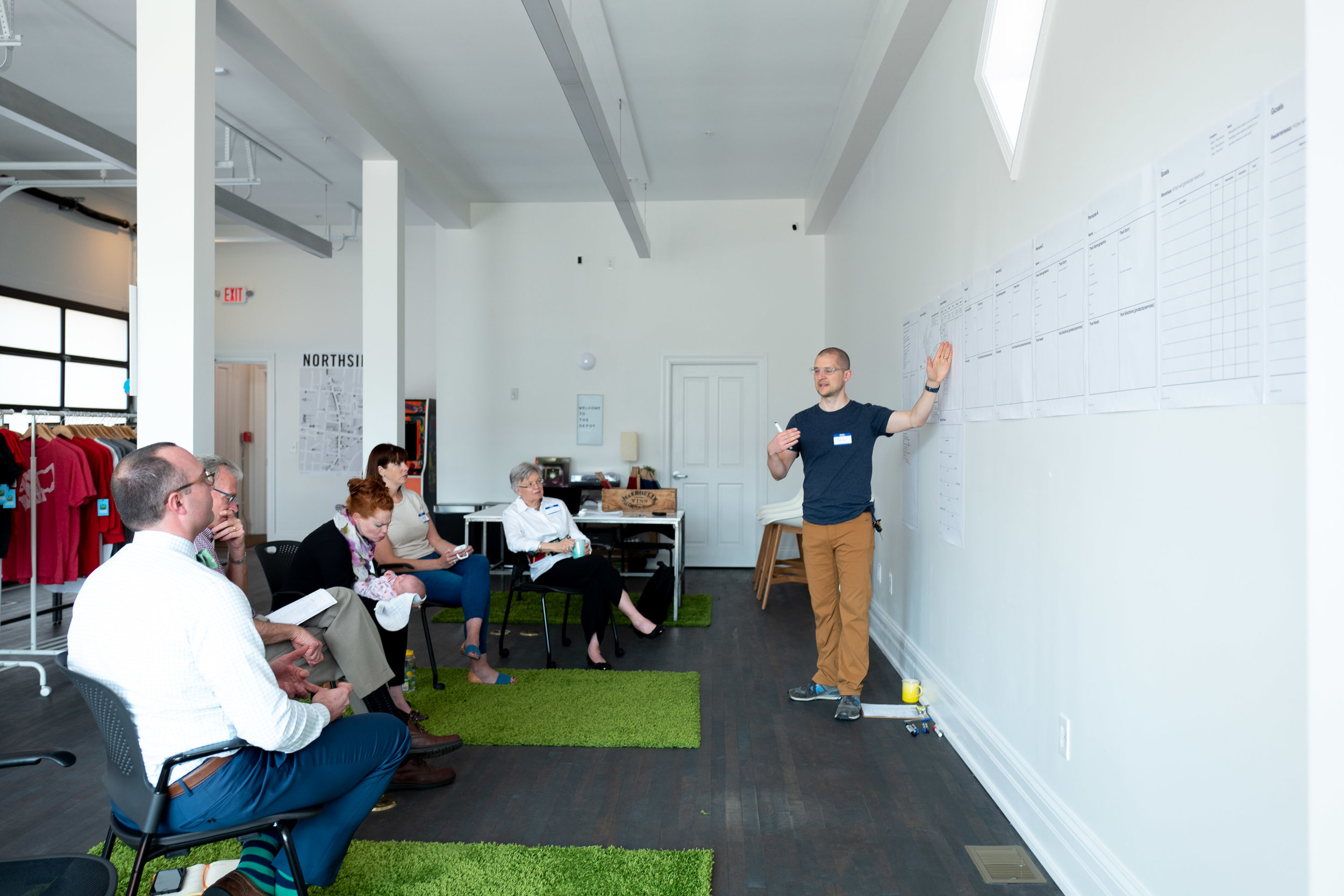 Scroggins Brand Workshop