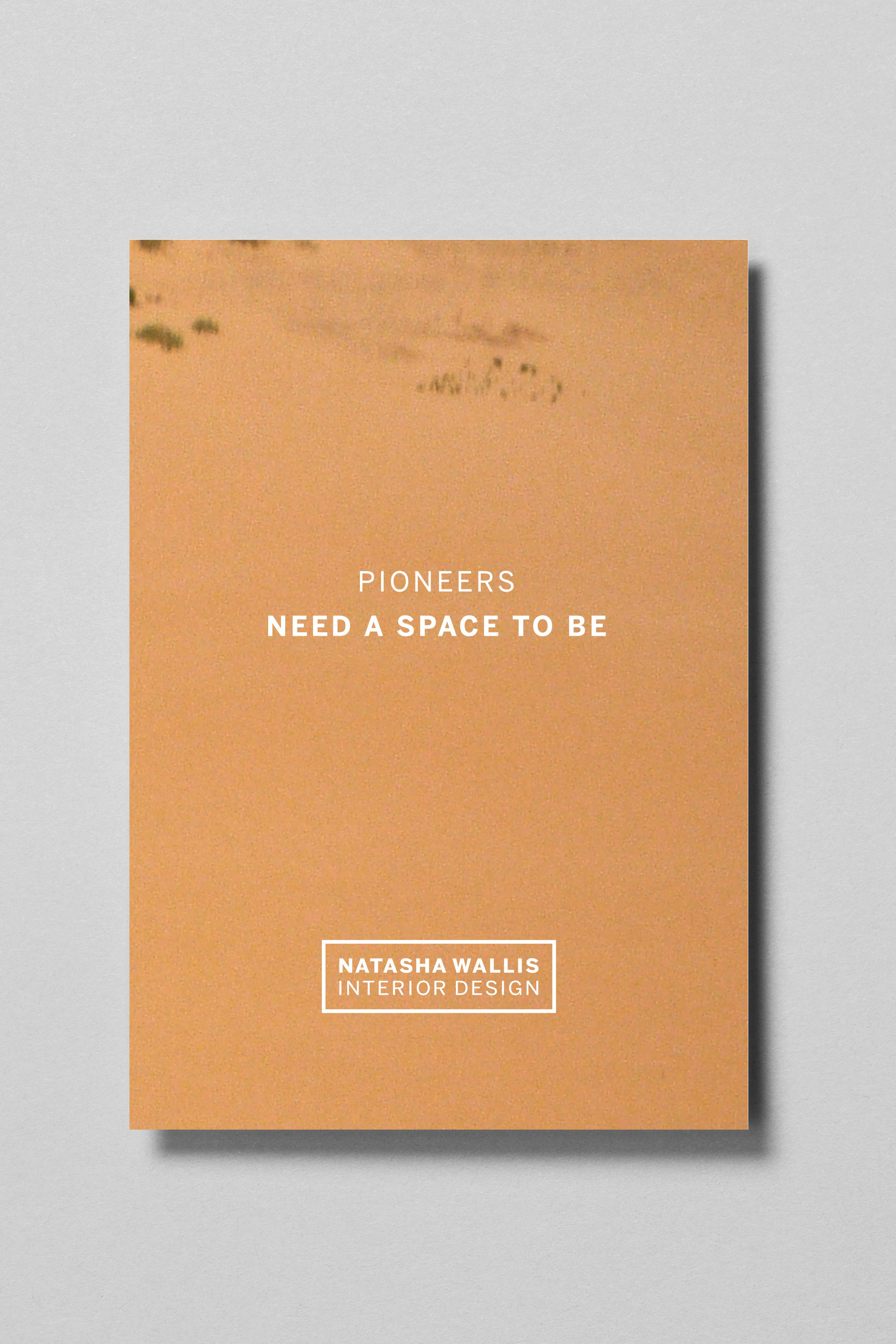 Pioneers need a space to be.