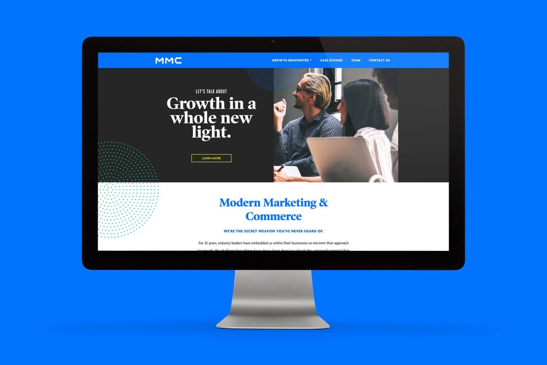MMC Website Design