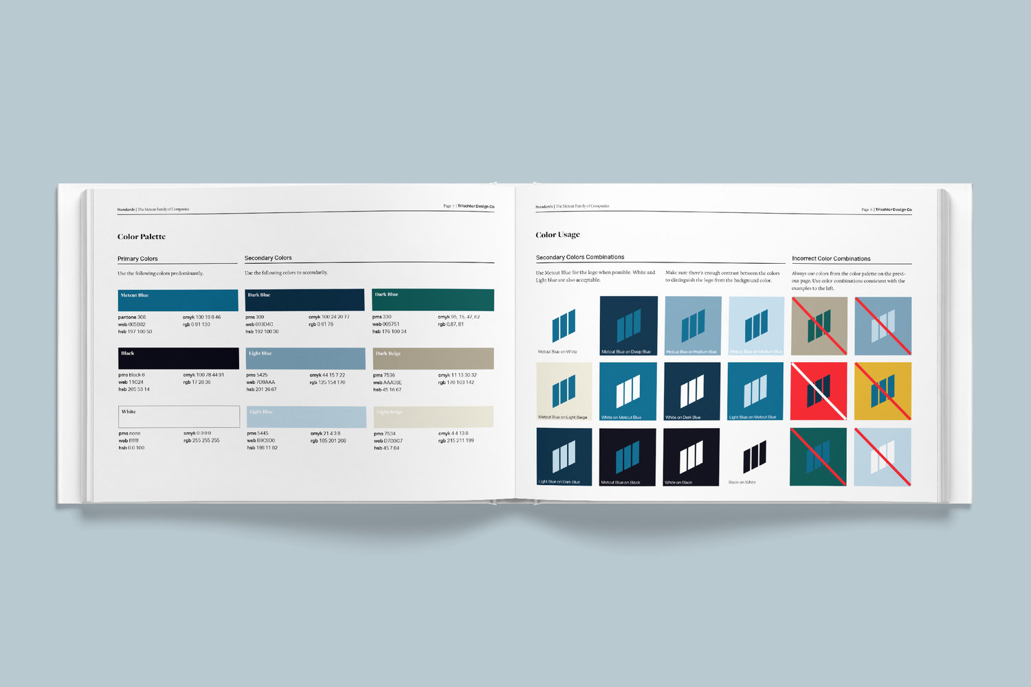 Metcut Brand Identity Guidelines