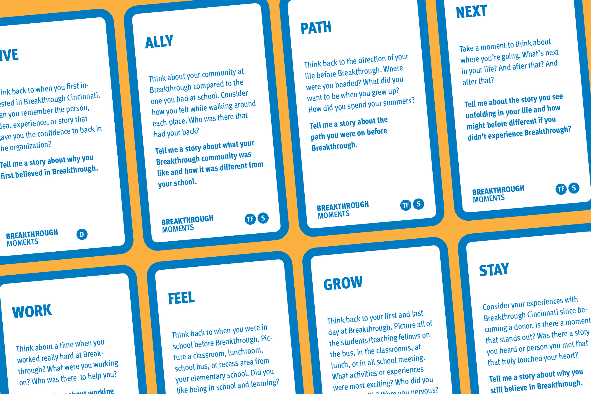 Breakthrough Conversation Cards