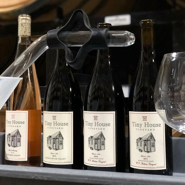 Getting ready for a vertical tasting and barrel sampling tomorrow. When are you coming to Sonoma County? Maybe you should hit us up and we can sneak you into the cellar. #pinot #pinotnoir #vino #wino #wine #sonomacounty #winelover #instawine #russianriver