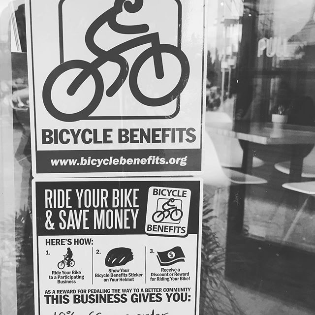 Hub coffee support and accept bicycle benefits