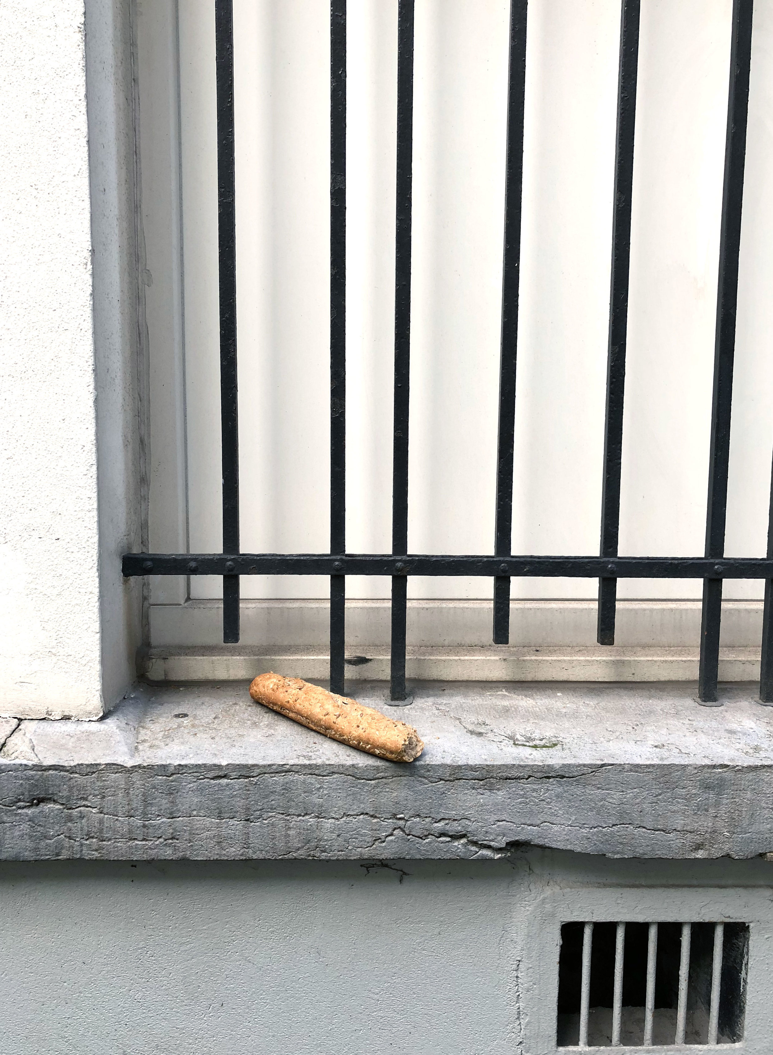 Missing baguette found.