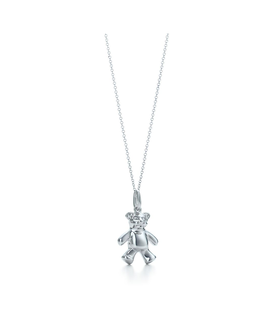 Teddy Bear Charm + Chain $200