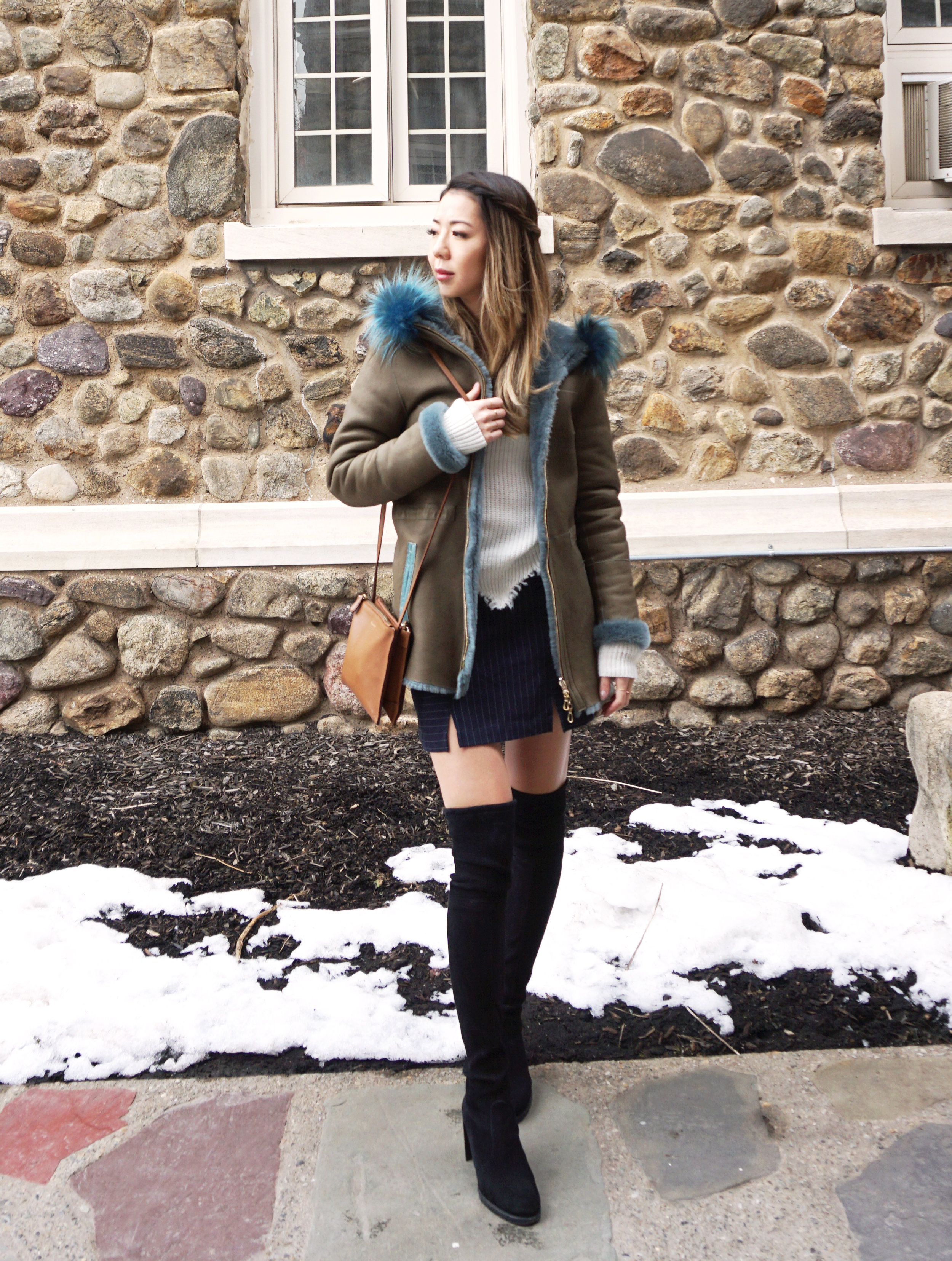 OOTD: WINTER TO SPRING - 03.10.19