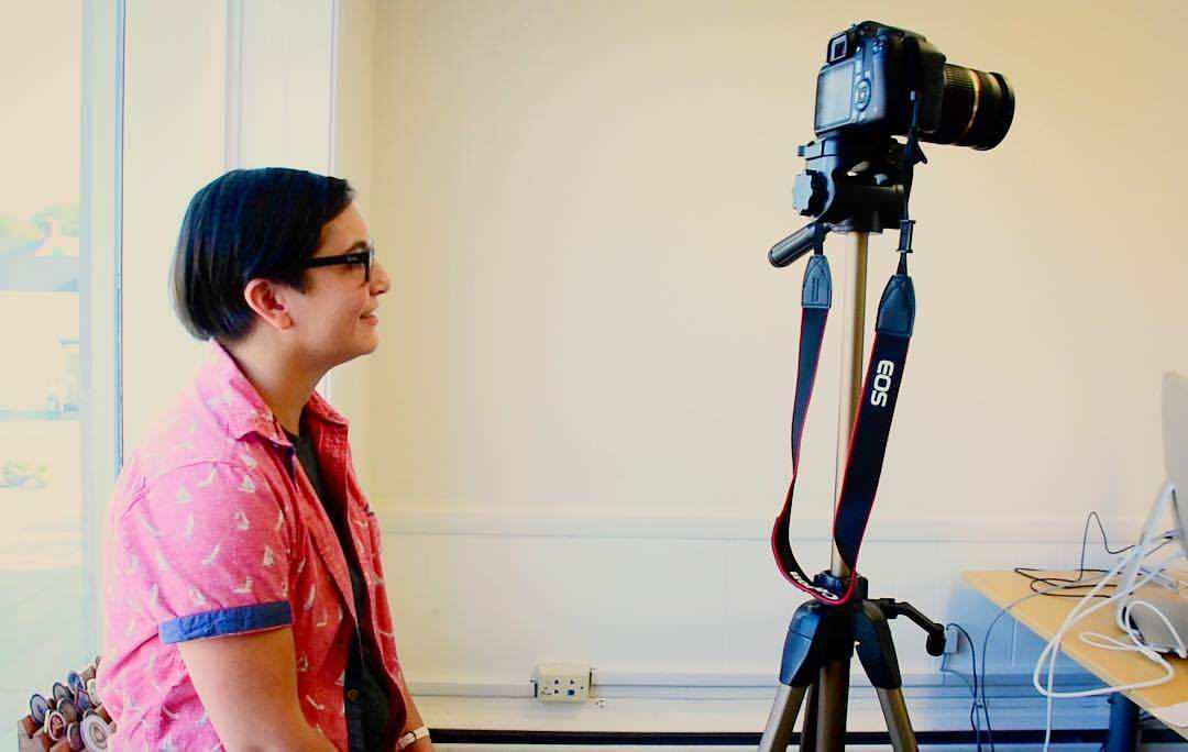 Andrea Schumacher - Digital Story Teller, Videographer, Business Consultant, Strategist
