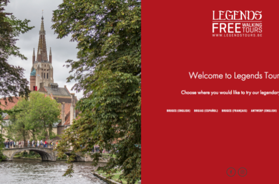 Legends Walking Tours - These Belgian walking tours will never be the same!