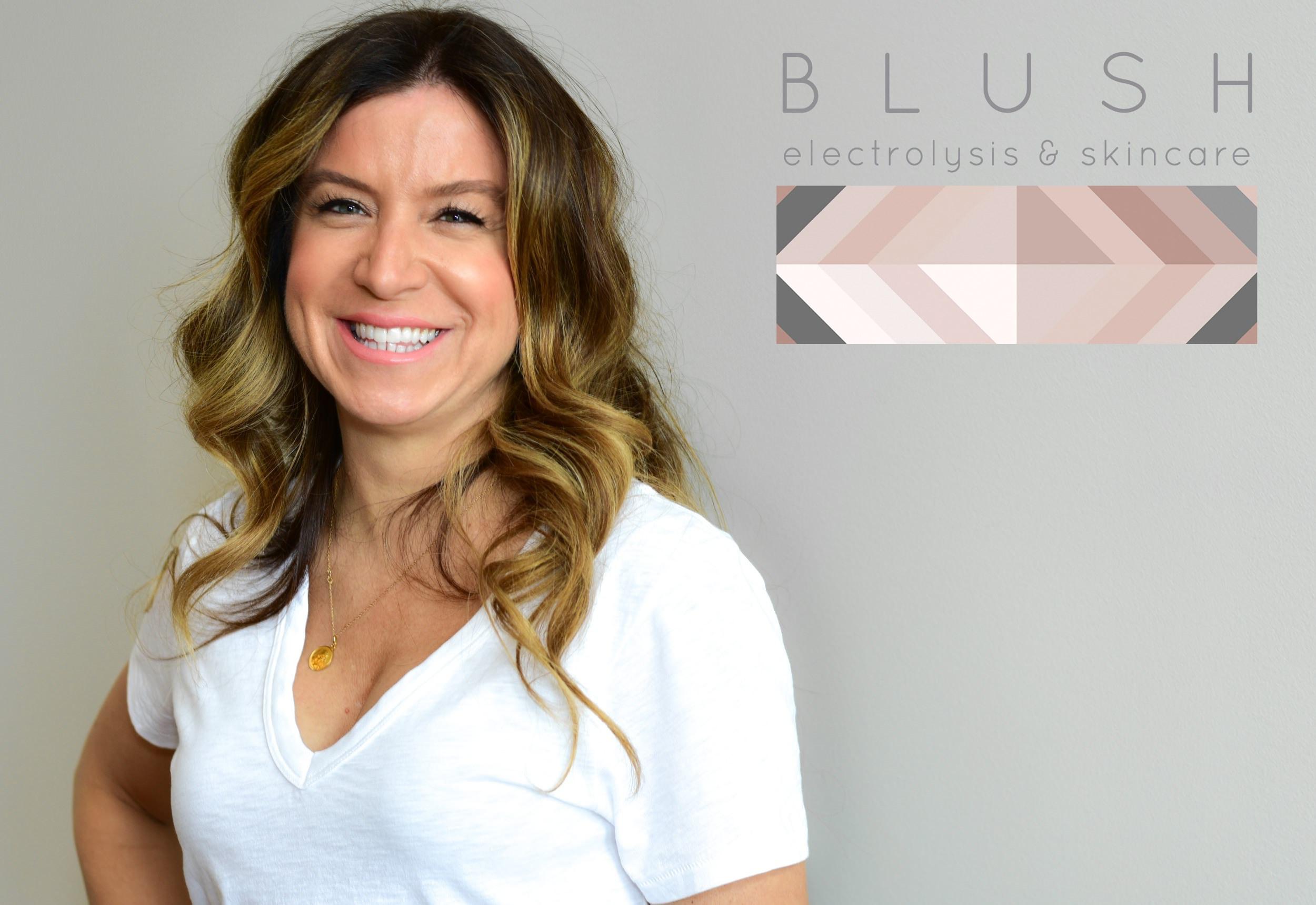 Blush Inc. - Nina's original site felt like a HTML dinosaur… We changed that