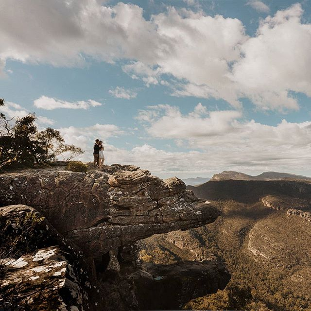 If we had an adventure session where would we explore? Krystle & Jon ✈️ all the way from Singapore to explore and take in as much as they could of Victoria & New South Wales. (My kind of people 🤙) When they reached out about an adventure session at my favourite National Park, The Grampians, I couldn't help but do a little happy dance.  We jumped in the Jeep and headed out for sunrise and spent the entire morning exploring the park and taking in the sights from some of my favourite locations - all while hanging out, getting to know one another and making some memories along the way.  I love adventure sessions for that reason and that's why I include them in my wedding packages, heck yeah we get to explore some amazing locations but where they truly shine is that they allow me to connect with you as a couple and we create genuine true imagery that reflects who you are. #grampians #grampiansnationalpark #grampianswedding #grampianselopement #elopementideas #engagementsession #engagementsessionideas #melbourneweddingphotographer #mountainbride #adventuresession #bohoinspiration #bohocouple #couplesession #adventurealways #togetherweroam #exploretocreate #justgoshoot #wanderlust #weddinglegends #belovedstories #kinfolk #awakenthesoul #adventurousbride