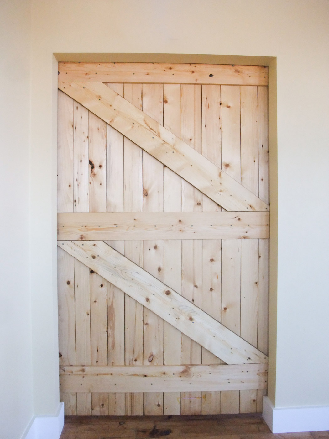 BeReclaimed - Custom Reclaimed Wood Door - Pine - High Park Toronto.jpg