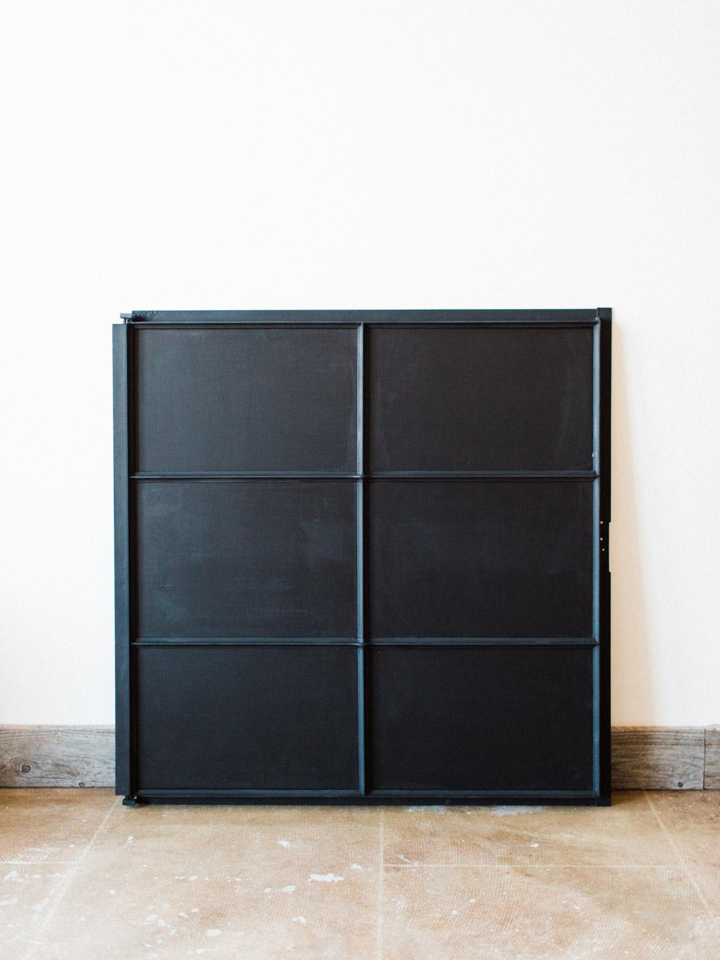 BeReclaimed - Custom Blackboard - Industrial Cast Iron Window Frame - UberFlip Toronto.jpg