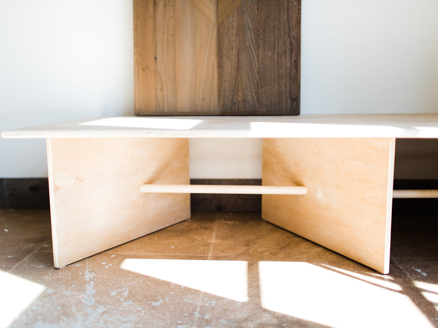 BeReclaimed - Custom Furniture - Birch Ply Bench Daybed - Modern.jpg