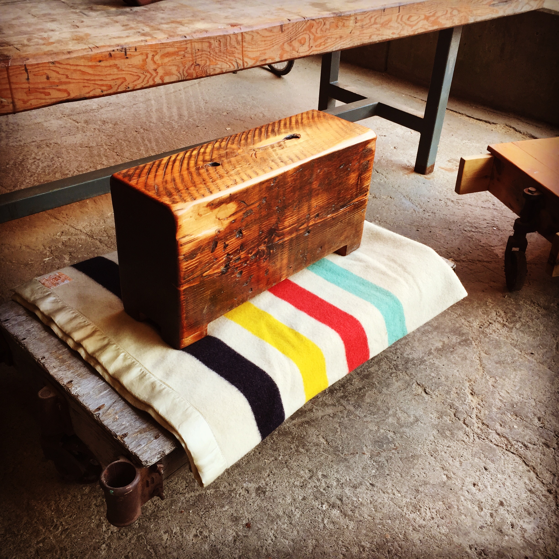 BeReclaimed - Reclaimed Wood Bench - Douglas Fir - Ajax Ontario.jpg