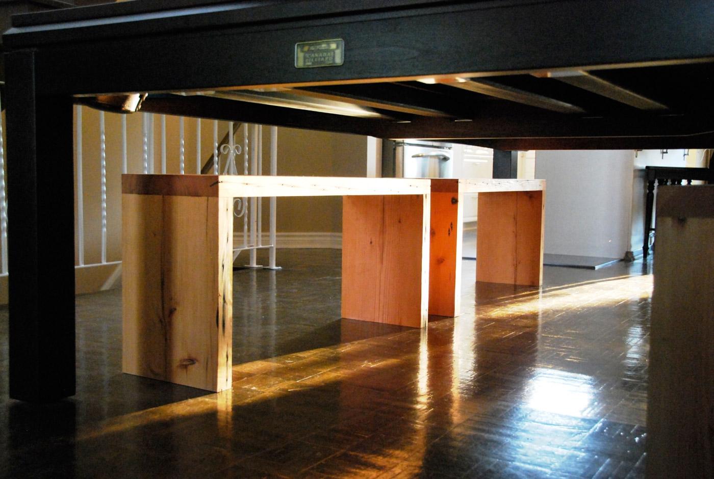 BeReclaimed - Reclaimed Wood Bench - Douglas Fir - Toronto.jpg