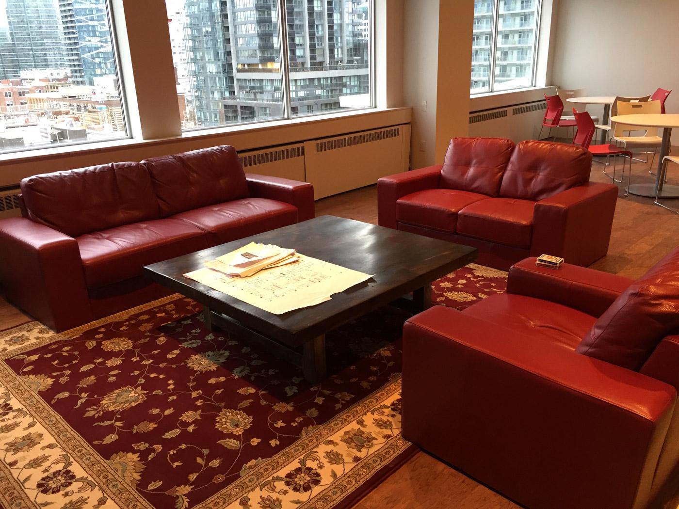 BeReclaimed - Reclaimed Wood Coffee Table - Custom Douglas Fir Table - Mette Designs Toronto.jpg