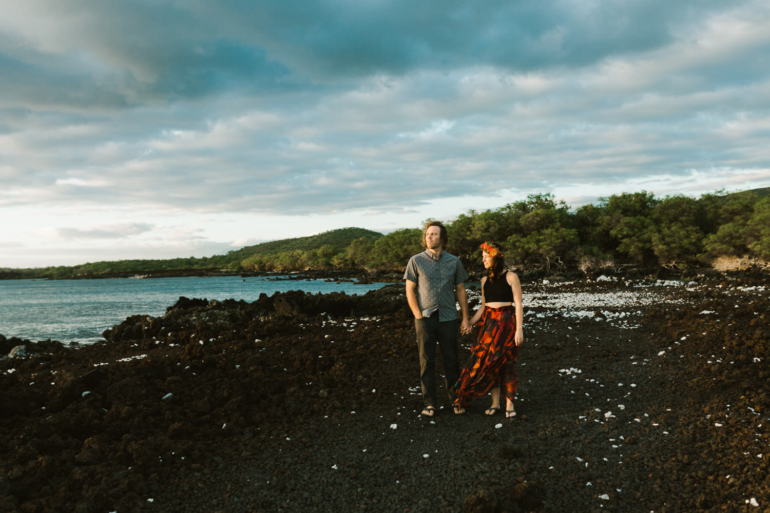 Maui Couples Adventure Photography Session