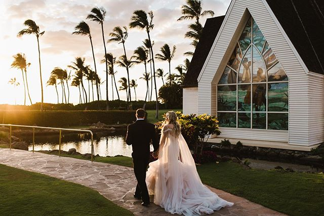✨Brooke & Ben ✨ Brooke had been dreaming of getting married at the @grandwailea ever since she was a little girl.... I'd say they did a good job of making that dream a reality. ALSO!! How awesome is her CAPE?? Such a fun alternative to wearing a veil. #princessstatus . . . . . .  #chantellekananiphotography  #hawaiiweddingphotographer #weddingphotographer #romanticwedding  #elopementlove #tropicalwedding  #couplegoals #dirtybootsandmessyhair #belovedstories #mauielopementphotographer #mauiweddingphotographer  #oahuweddingphotographer #kauaiweddingphotographer  #destinationweddingphotographer #togetherjournal #radlovestories  #wildelopements #destinationweddingphotographer  #theknotweddings #theknothawaii #unconventionaltogs #authenticlovemag #loveandwildhearts #weddinglegends #justalittleloveinspo #radcouples #wanderingweddings  #mauiwedding  #mauielopement  #hawaiiwedding