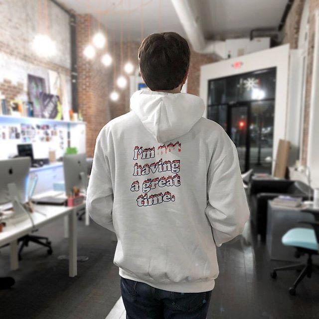🔥We still have a few hoodies in stock🔥 📷: @gbeast