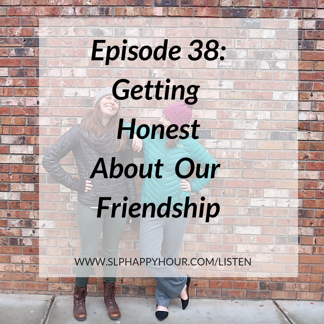 An honest discussion of SLP friendships and handling friend break ups for speech language pathologists. #slpeeps