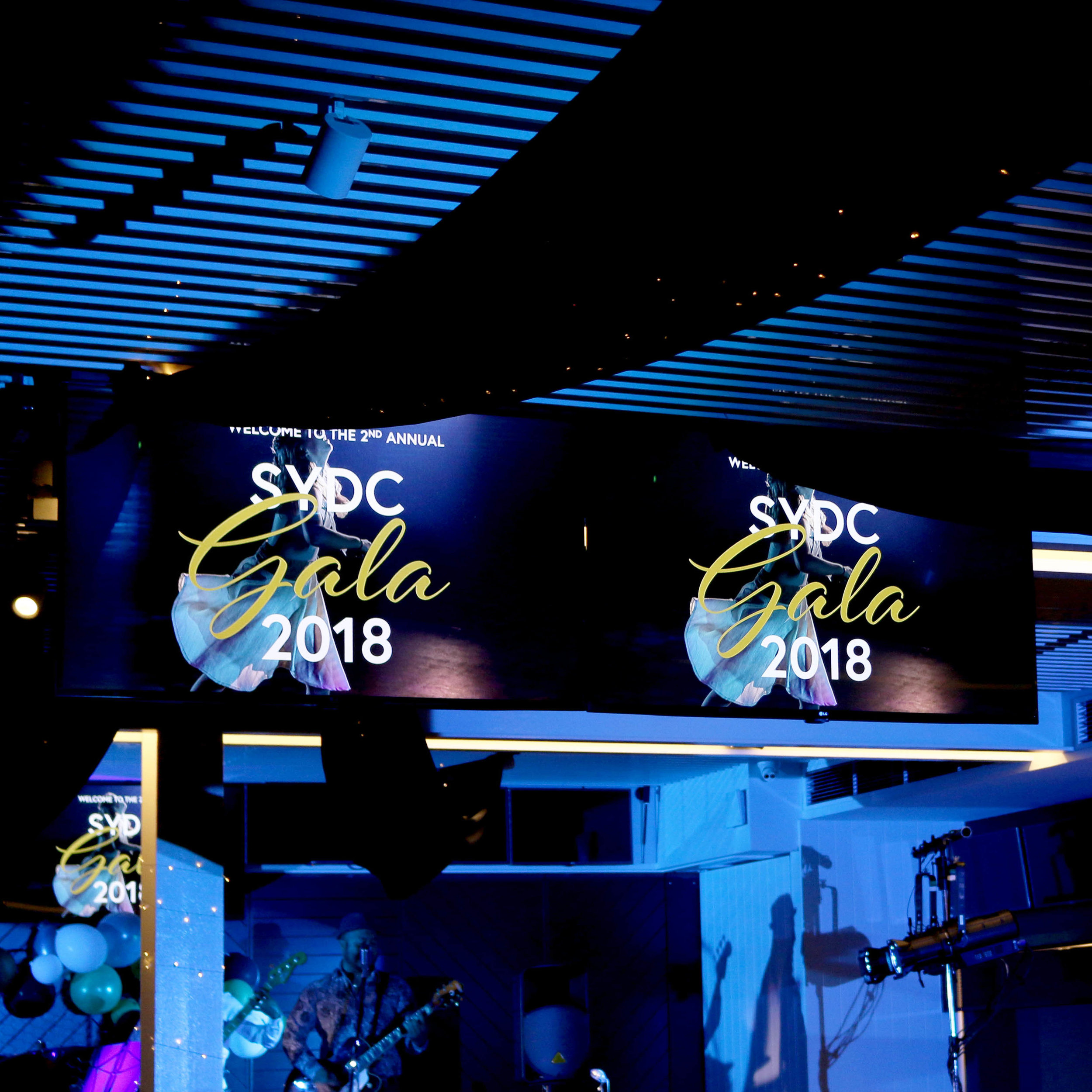 2nd Annual Spark Gala 2018 - Photography