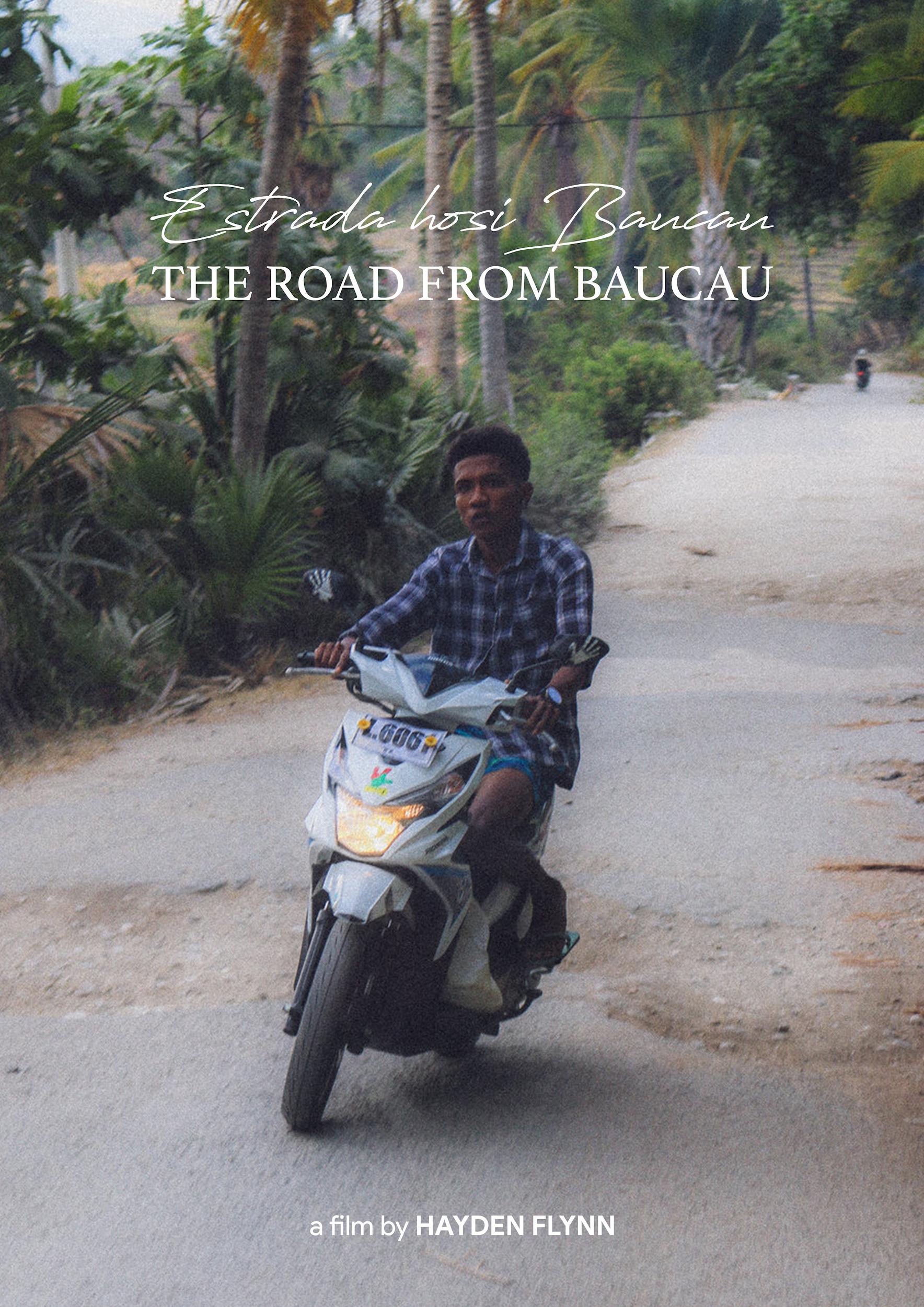 The Road from Baucau - January 2019