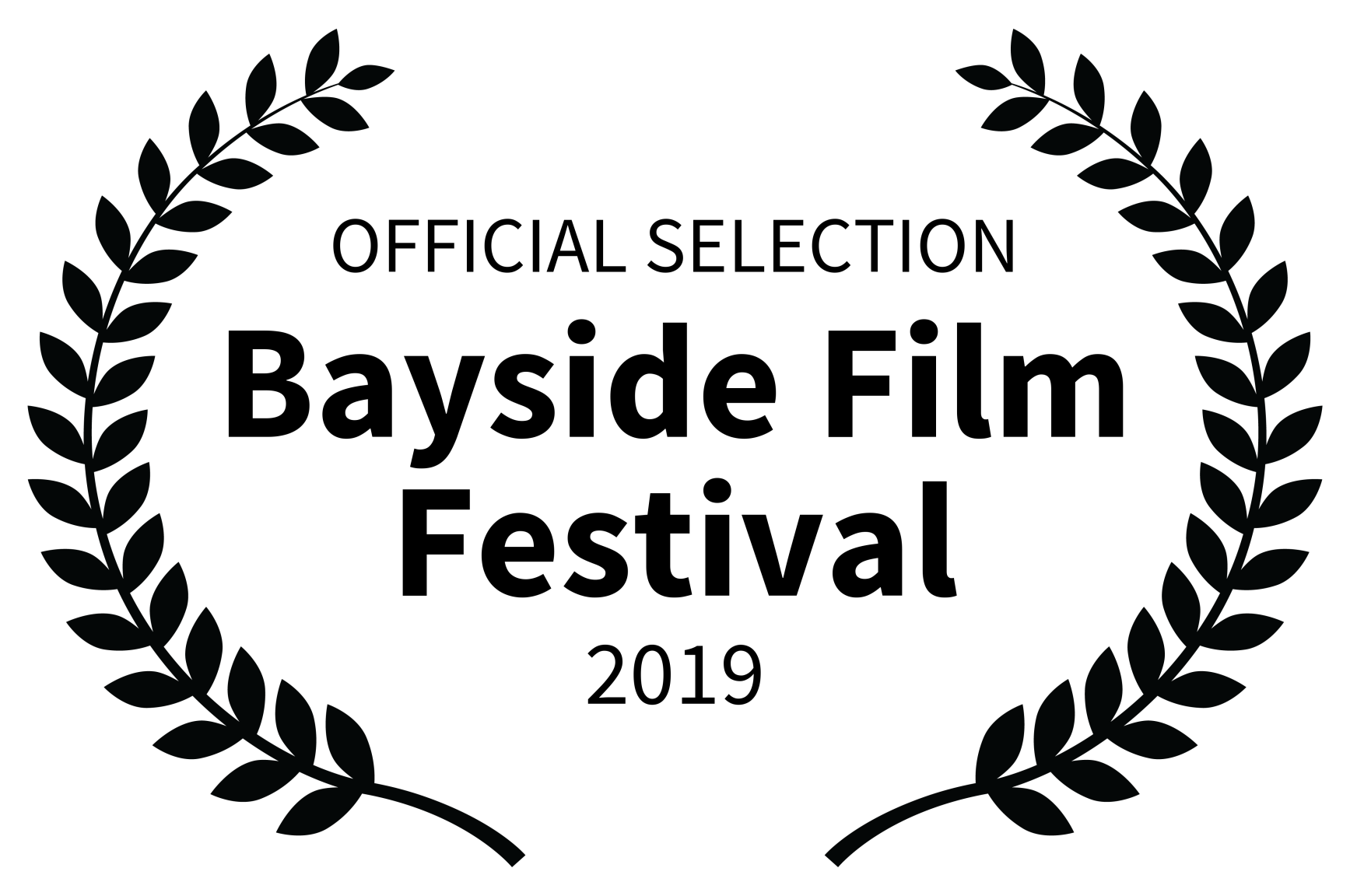 OFFICIAL SELECTION - Bayside Film Festival - 2019.png