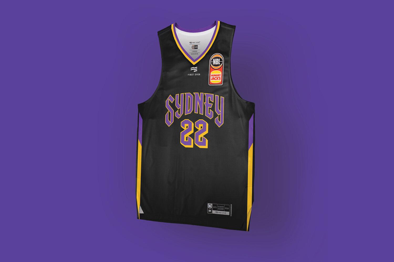 Chad Mann Projects Design Blog Case Study Nbl Sydney Kings Blackletter Jersey Concept
