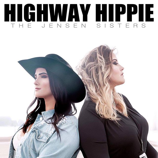 HIGHWAY HIPPIE. ⚡️We've been brewing this sound up here in northern Minnesota and we can't wait for you all to hear it translated through this 6 song EP. We will be releasing two songs READY SET RAMBLIN' (co-written with @hamorjason) & HOMESICK HEARTED (co-written between the two of us) prior to the EP release. The whole EP will be AVAILABLE MAY 31st!! 🖤  We are so grateful we've gotten to create this little slice of music with our dear friends Jay Ernest Kalk, Jonathon TeBeest, & Bronson Bergeson. The album cover was shot & designed by one of our favorite humans ever @malcraik. She braved the cold for us one winter morning to shoot this cover on an old piece of blacktop outside of Warren, MN.  So many people have poured a lot into this melting pot, and we can't wait to share all of it with you soon.  Much love always, K&K
