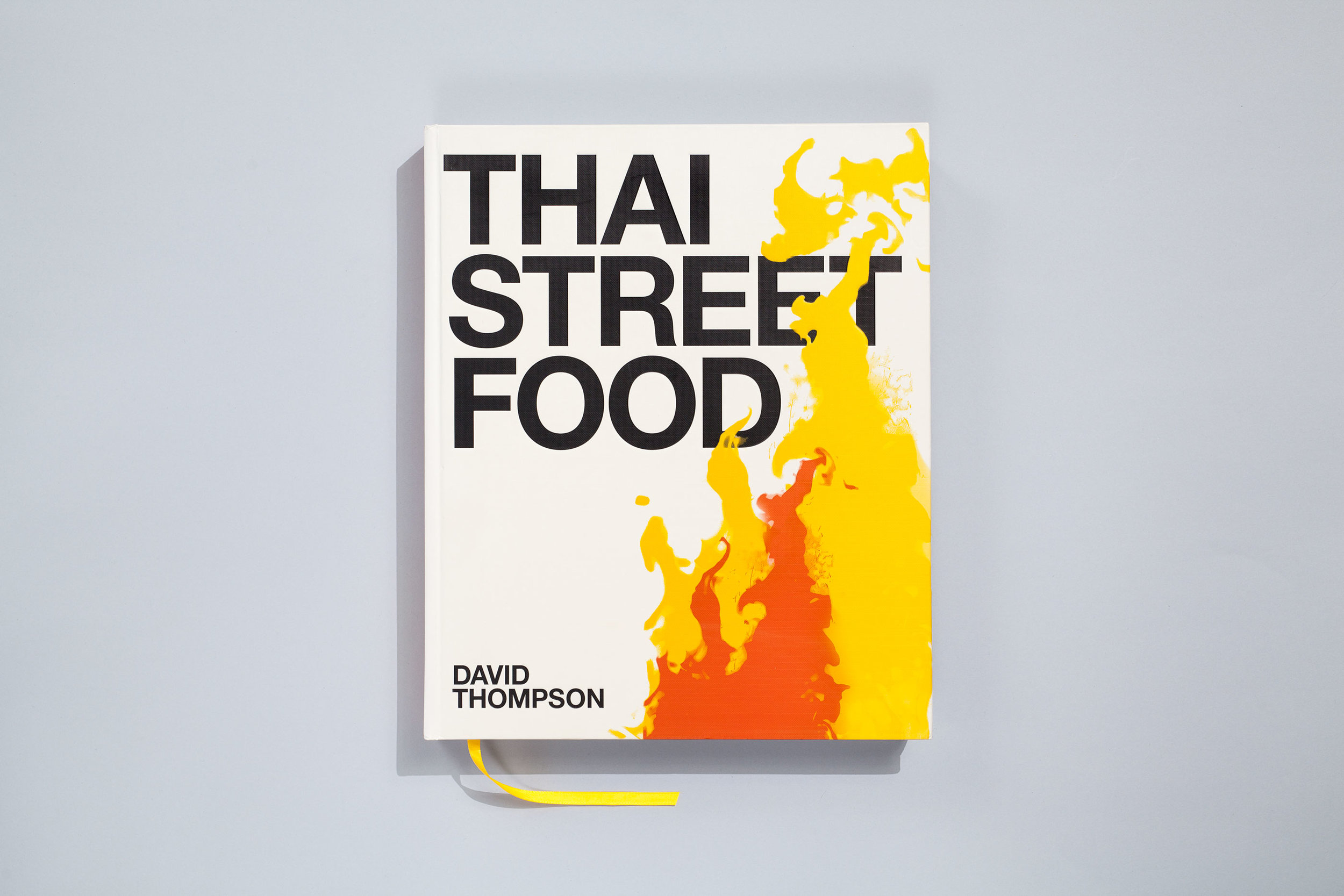 Title – Thai Street Food Author – David Thompson Designer – Daniel New Photographer – Earl Carter Publisher – Lantern, Penguin Books  2009 Gourmand World Cookbook Awards + Best Cookbook + Best Foreign Cookery (Australia) 2009 Kinokuniya Book Awards + Best Cookbook of the Year