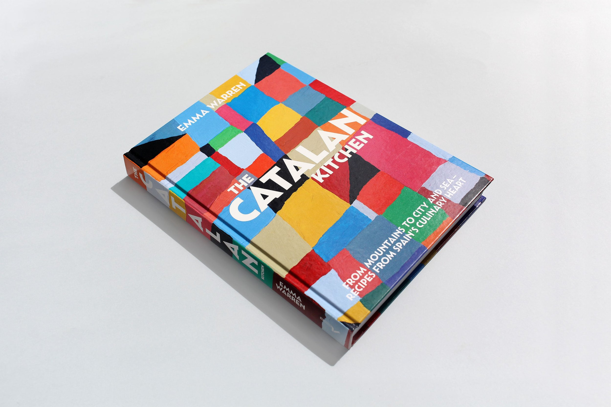 Title – The Catalan Kitchen Author – Emma Warren Design & Illustration – Daniel New Photographer – Rochelle Eagle Stylist – Lee Blaylock Publisher – Smith Street Books