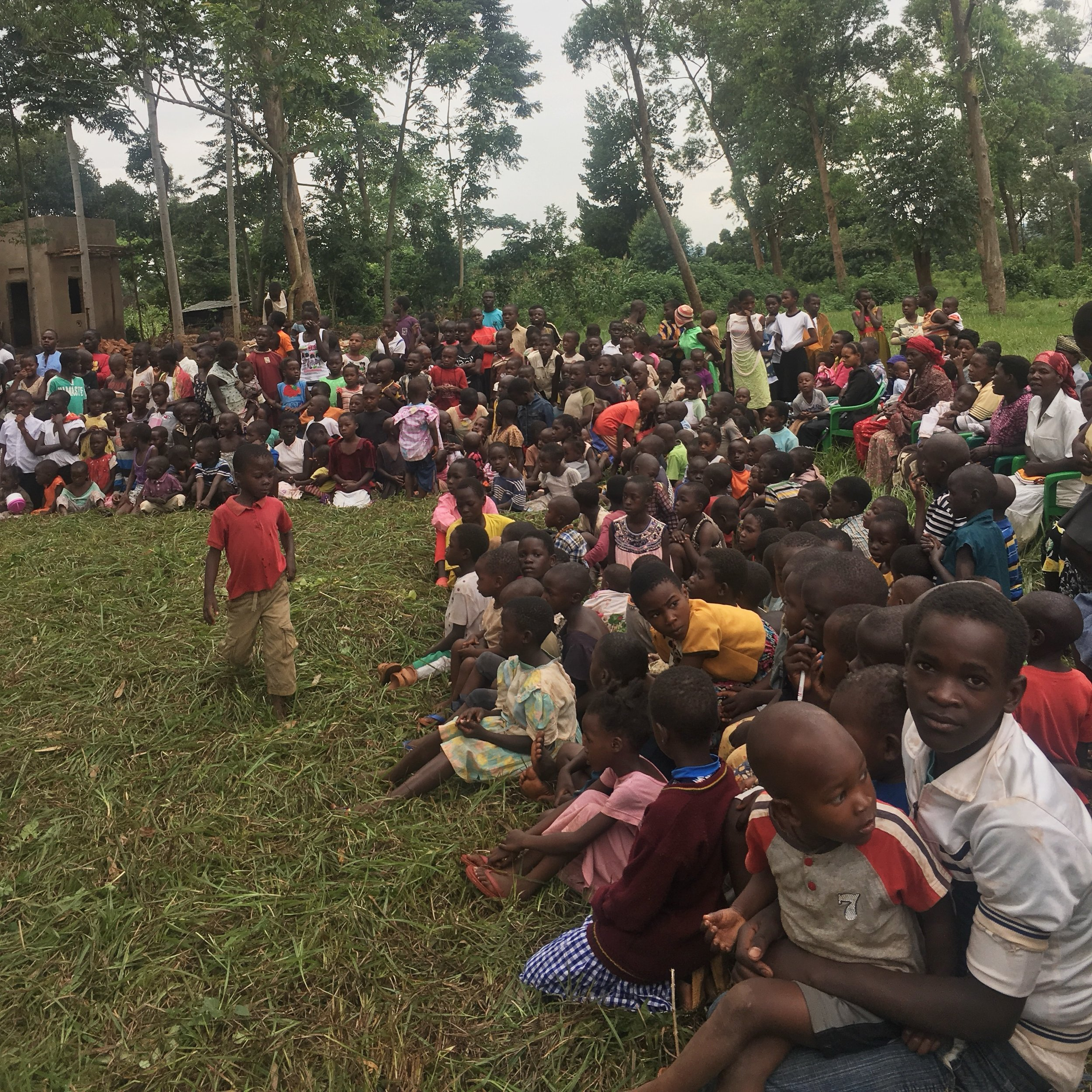 Saturday Outreach  |  May 19, 2018  |  Naminya, Uganda