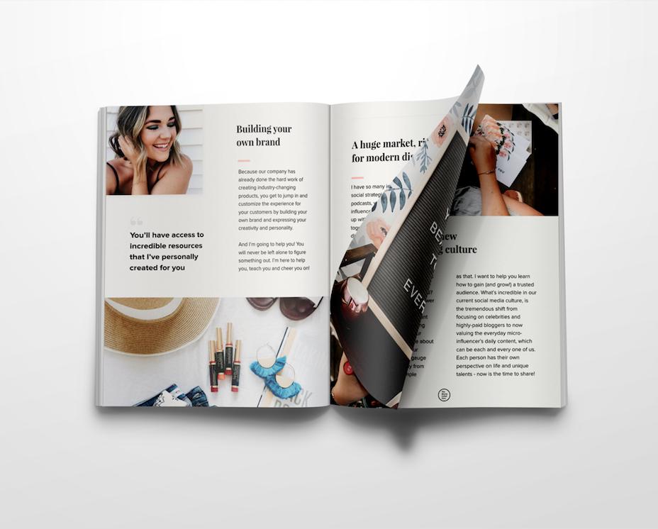 Sell LipSense and Become a SeneGence Distributor Ebook