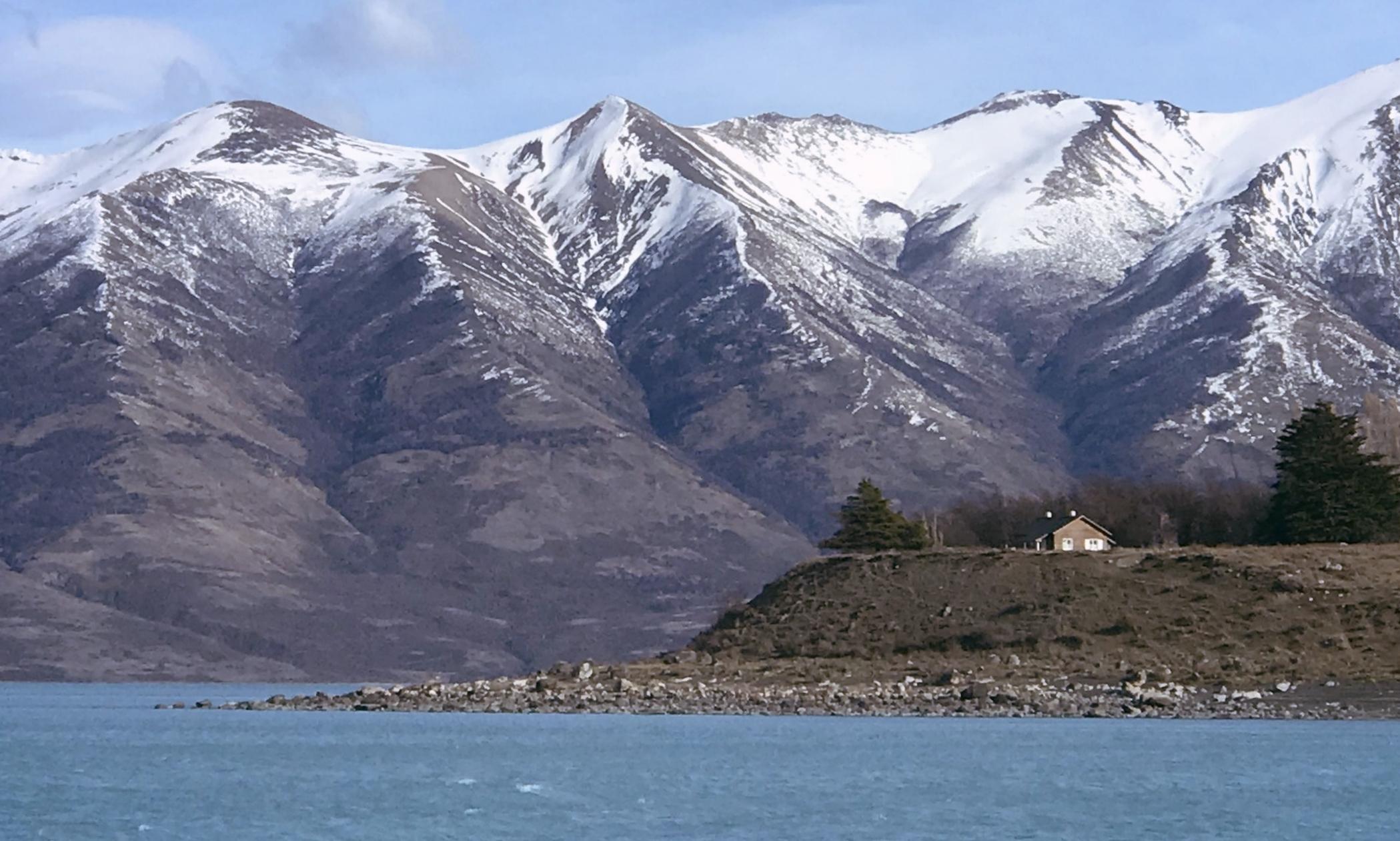 Photo captured on iPhone 7+ at El Calafate, Patagonia by Cara Ord