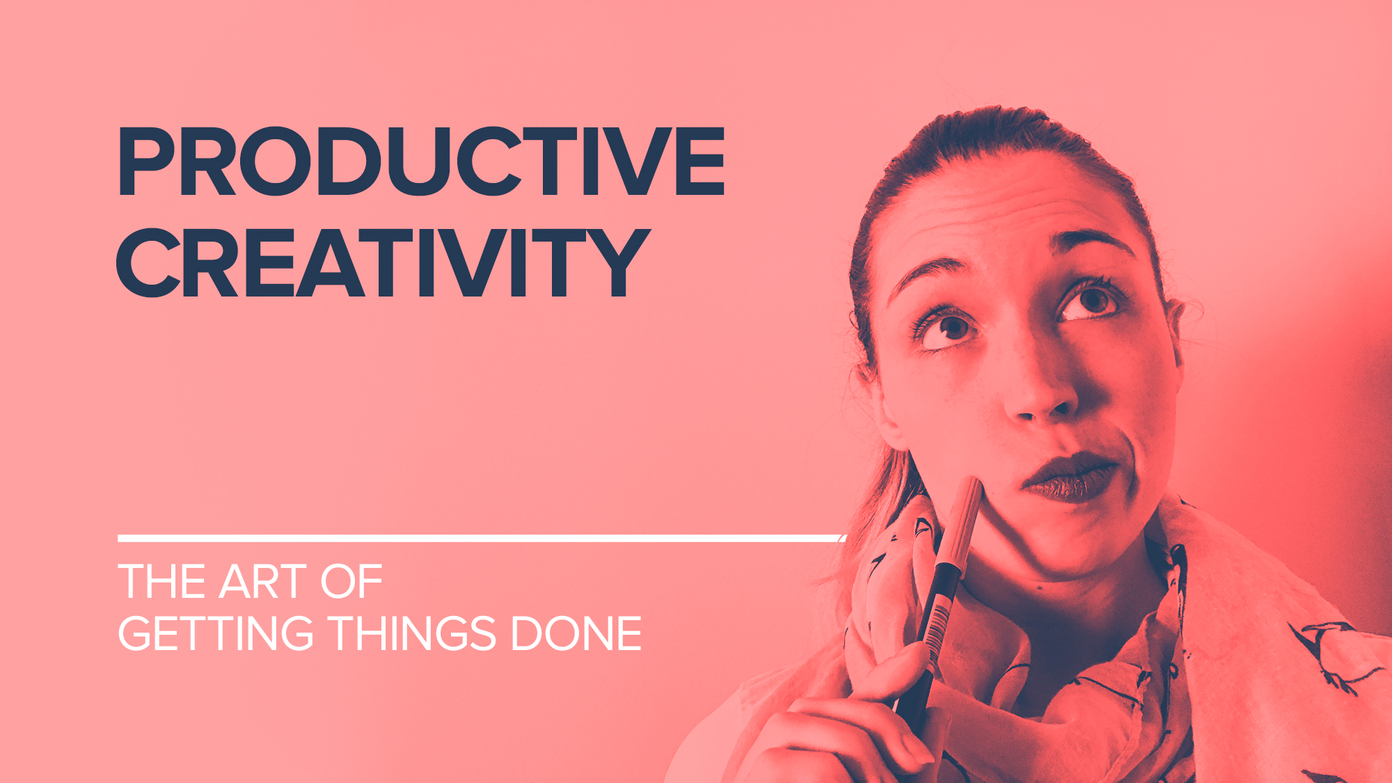 Productive creativity