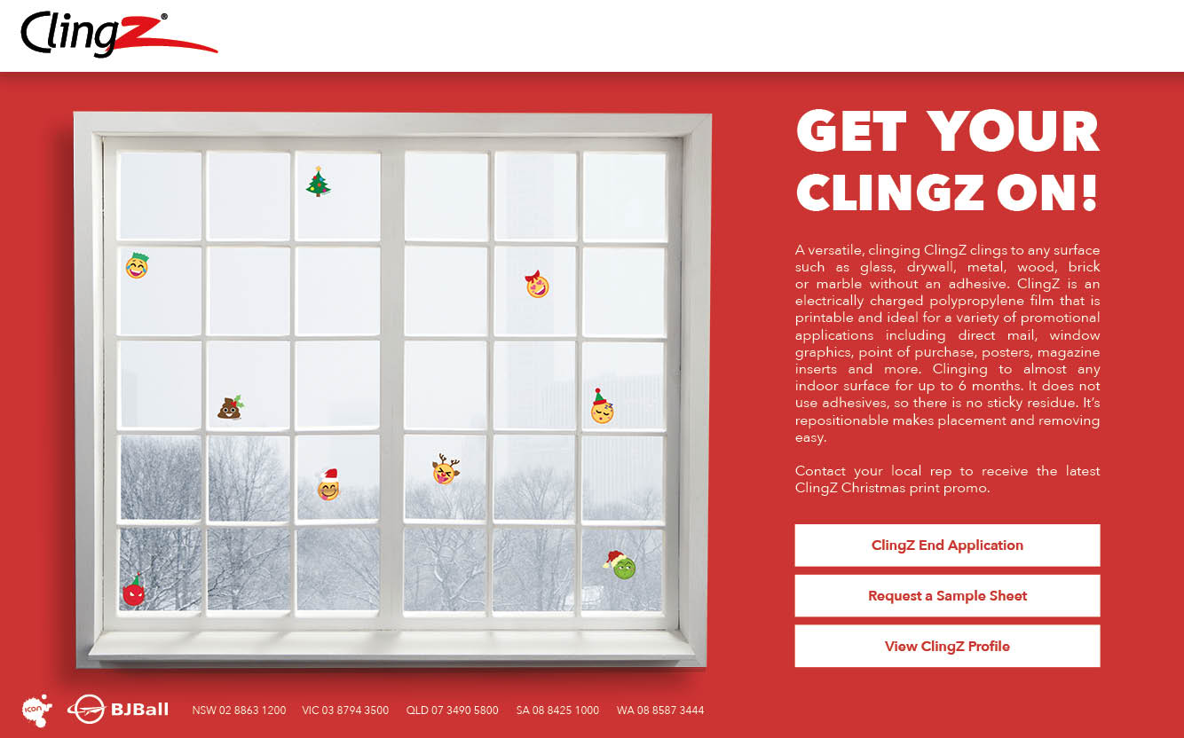 Email Marketing Design - ClingZ