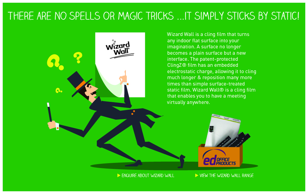 Email Marketing Design - Magic