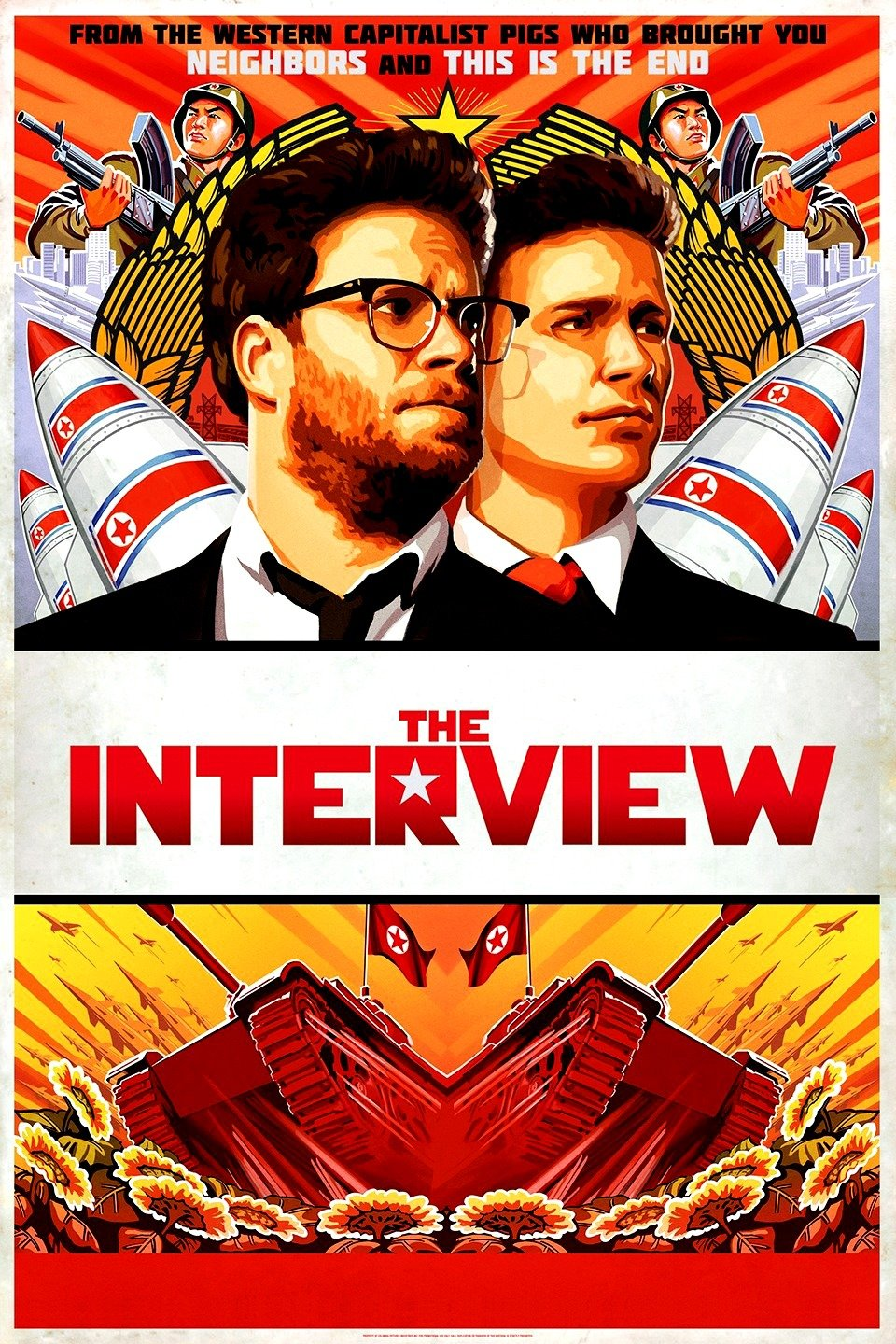 The Interview , 2014