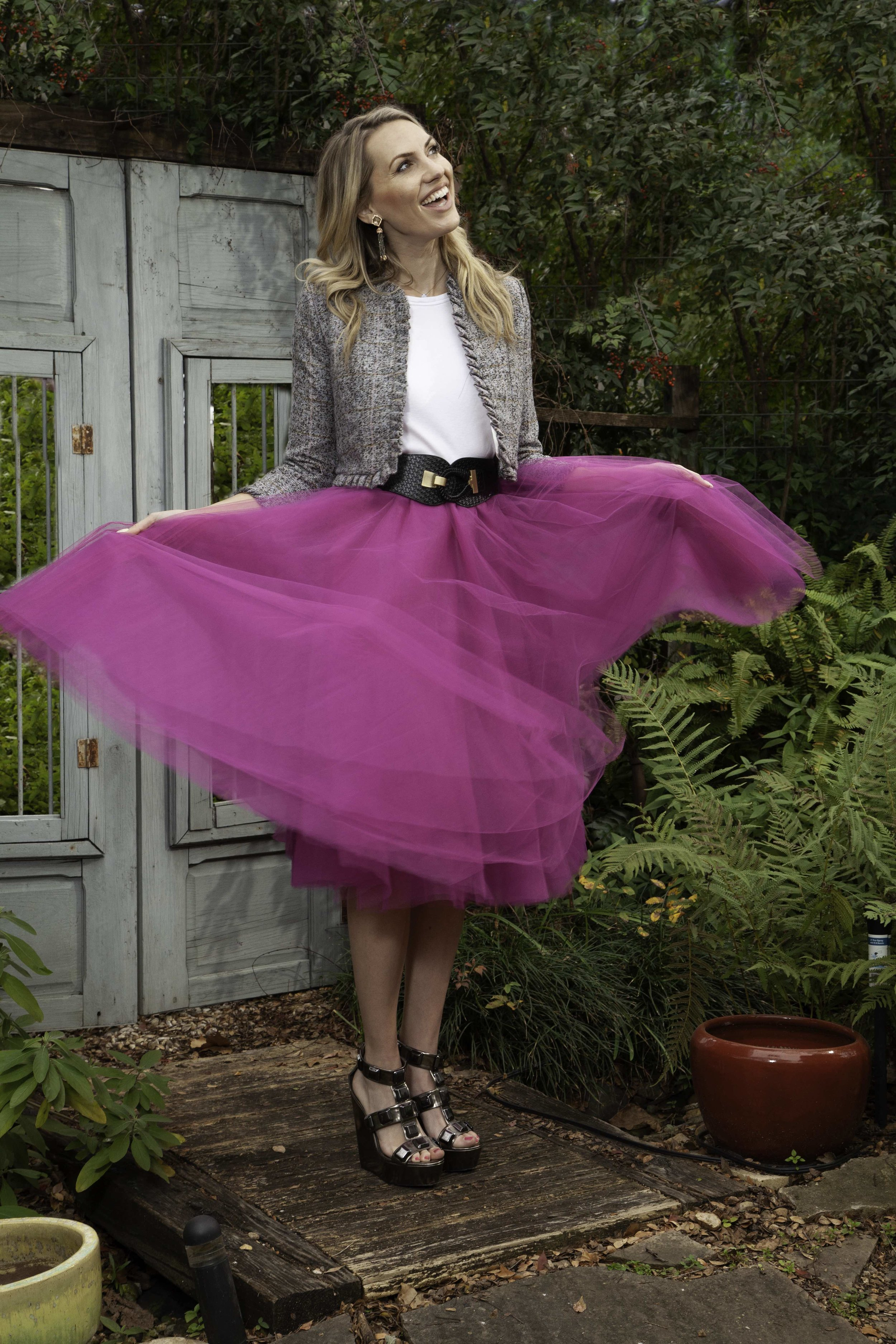 Zoe Baker Pink Skirt and Jacket.jpg