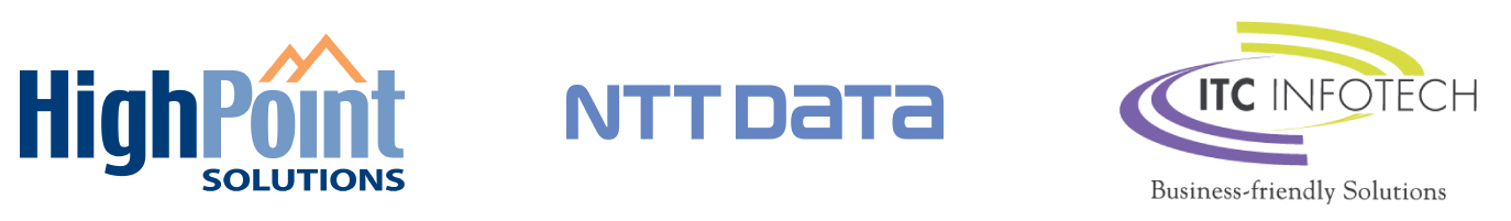 Strategic Partnerships - High Point Solutions | NTT Data | ITC Infotech