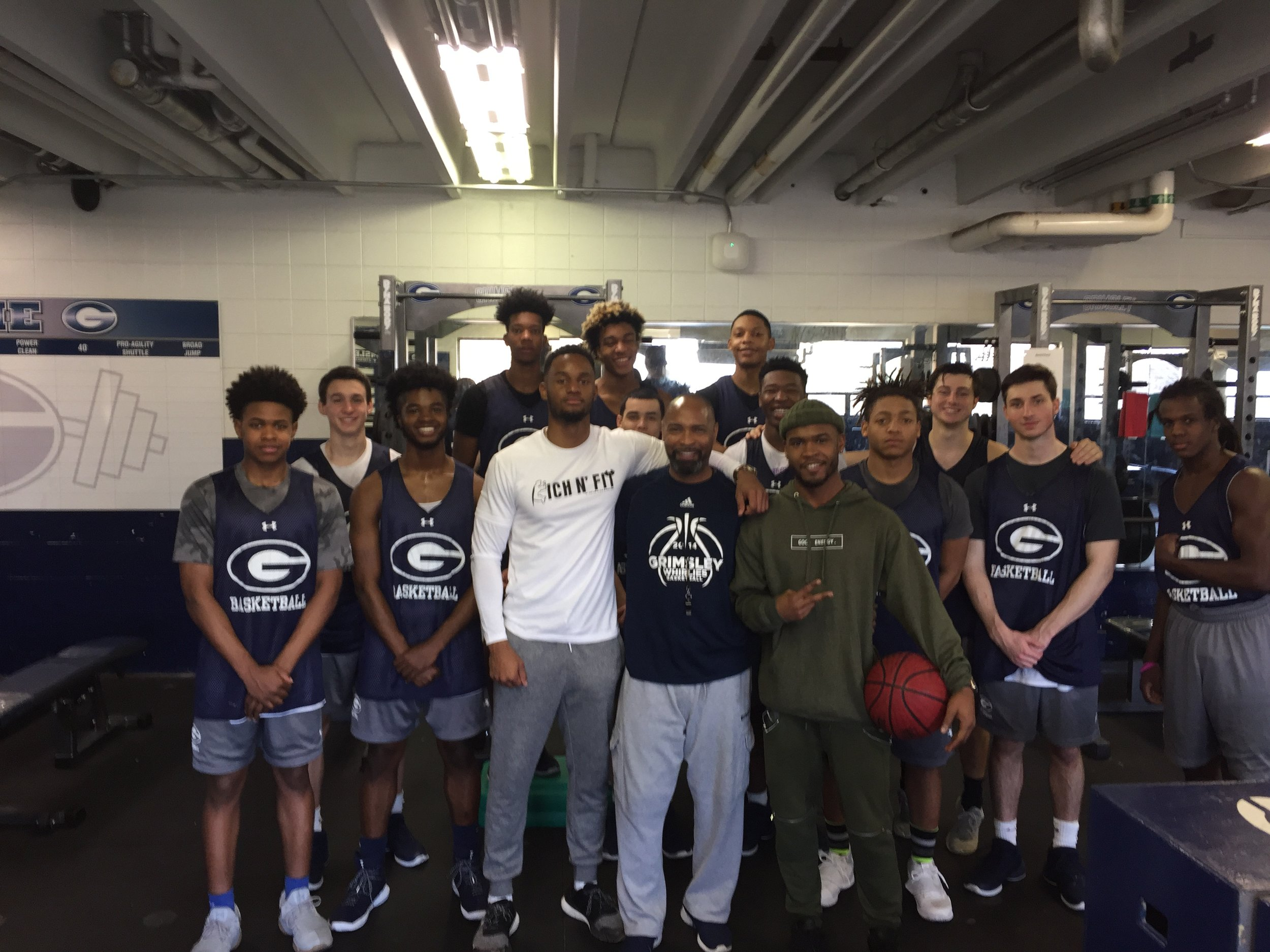 Grimsley High School Men's Basketball